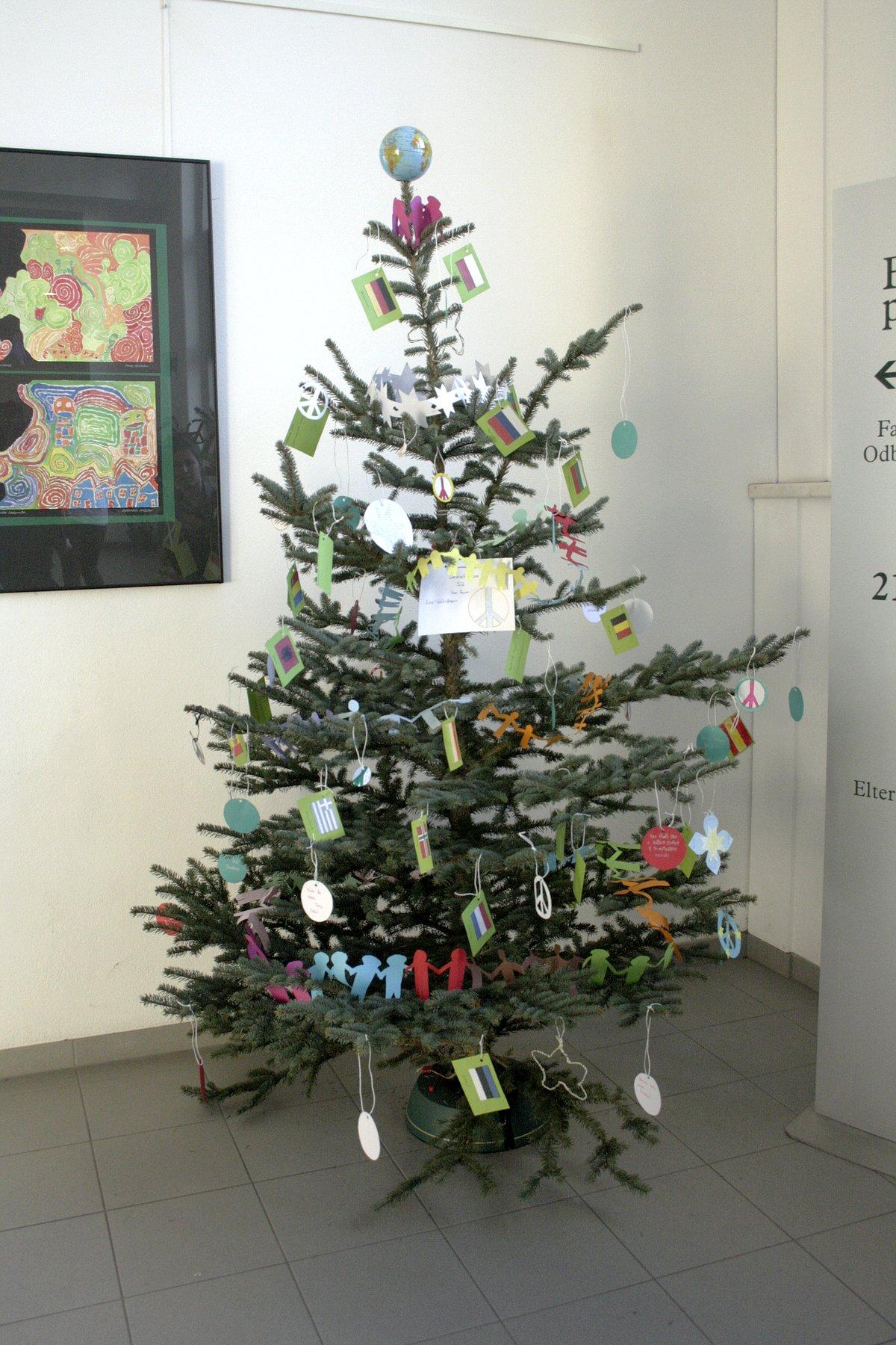 Weihnachtsbaumschmückewettbewerb