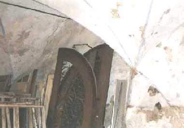 zweiflügelige Tür